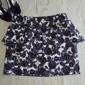 xxi Top Ruffle Skirt